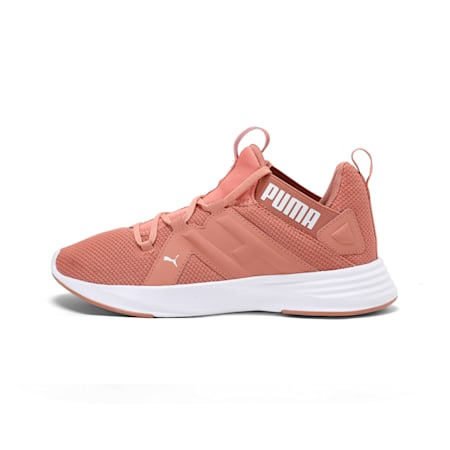 Contempt Demi SoftFoam+ Women's Training Shoes, Cameo Brown-Puma White, small-IND
