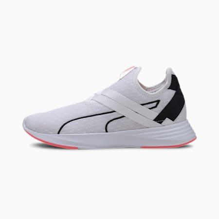 Radiate XT Slip-On NC Women's Training Shoes, Puma White-Puma Black-Ignite, small
