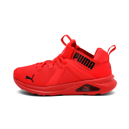 Enzo 2 Weave Jr Shoes, High Risk Red, small-IND