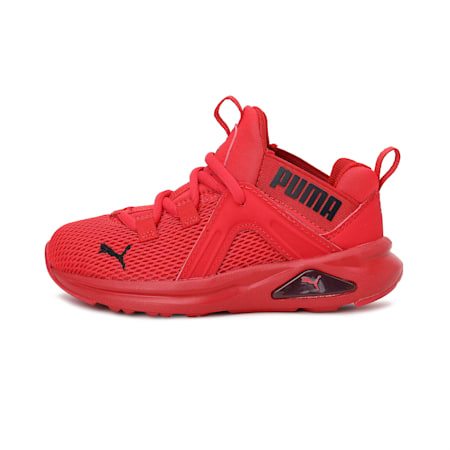 Enzo 2 Weave AC PS Kid's Shoes, High Risk Red, small-IND