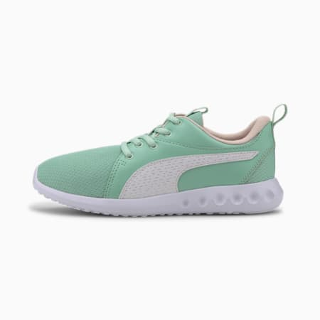 Carson 2 Shineline Shoes JR, Mist Green-Rosewater, small