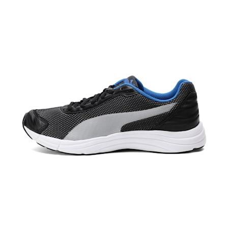 Explorer IDP Men's Running Shoe, Puma Black-Silver, small-IND