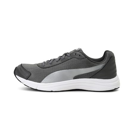 Explorer IDP Men's Running Shoe, Charcoal Gray-Silver, small-IND