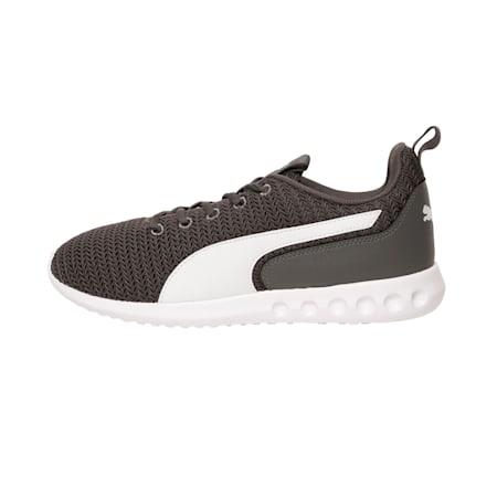 Chromeson v2 IDP Men's Running Shoe, Charcoal Gray-Puma White, small-IND