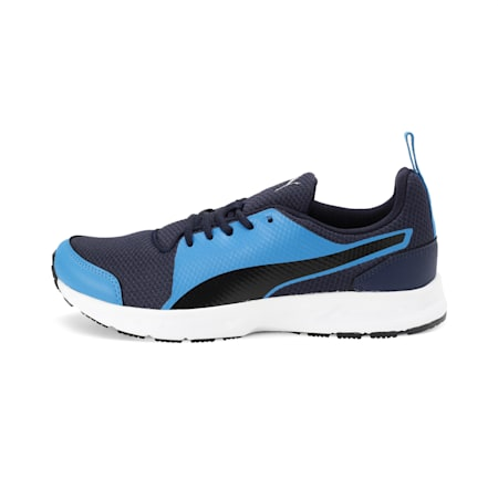 Speedster IDP Running Shoes, Peacoat-Indigo-White-Black, small-IND