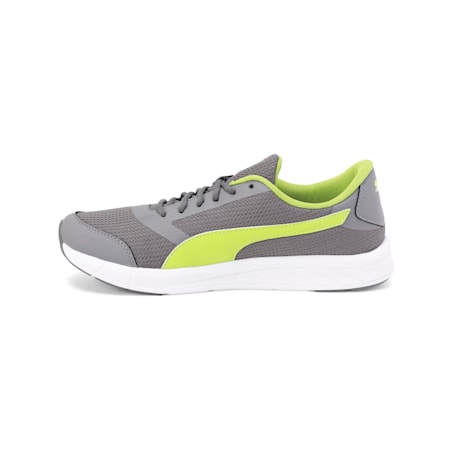 Solar V IDP, Charcoal Gray-White-Lime, small-IND