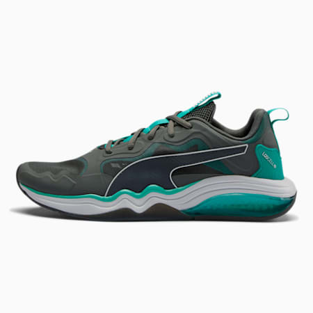 Zapatos de entrenamiento LQDCELL Tension Rave para hombre, CASTLEROCK-Azul turquesa, pequeño