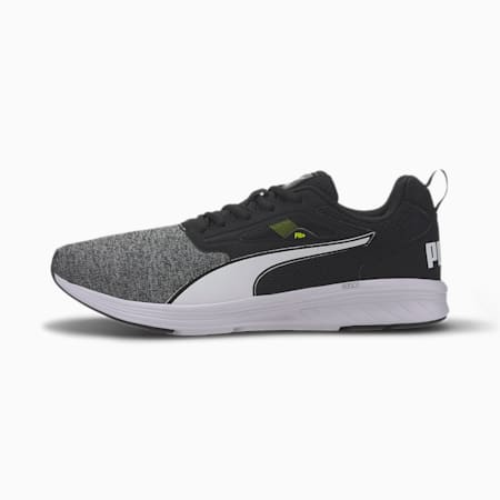 NRGY Rupture Running Shoes, Puma Black-High Rise, small-IND