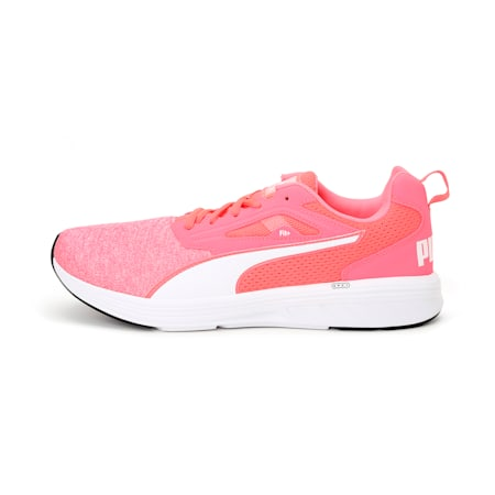 NRGY Rupture Running Shoes, Ignite Pink-Puma White, small-IND