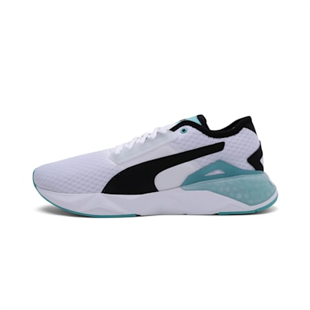 Cell Plasmic Men's, Puma White-Turquoise-Black, small-IND