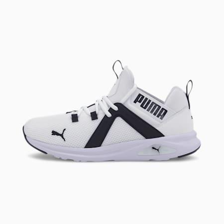 Enzo 2 Men's Training Shoes, Puma White-Puma Black, small