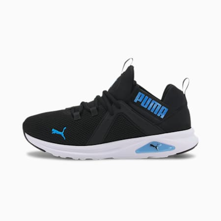 Enzo 2 Men's Training Shoes, Puma Black-Nrgy Blue, small