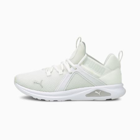 Enzo 2 Men's Running Shoes, Puma White-Glacier Gray, small-IND