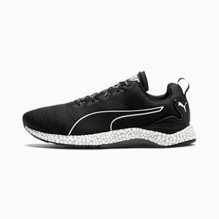 Hybrid Runner v2 Running Shoes, Puma Black-White-CASTLEROCK, small