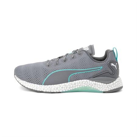 Hybrid Runner v2 Running Shoes, CASTLEROCK-Turquoise-White, small-IND