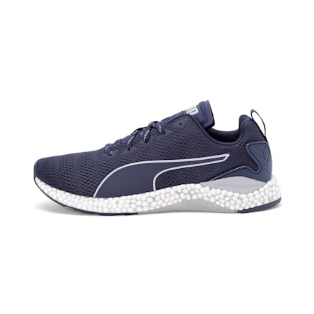 Hybrid Runner v2 Running Shoes, Peacoat-High Rise-Puma White, small-IND