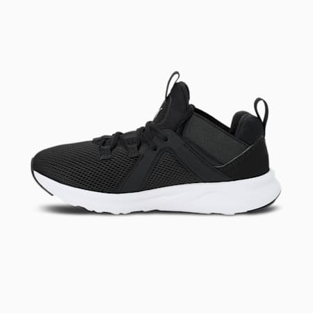 Enzo 2 Women's Running Shoes, Puma Black-Puma White, small-IND
