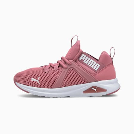 Enzo 2 Women's Running Shoes, Foxglove-Puma White, small-SEA