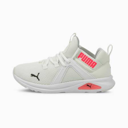 Zapatos de entrenamiento Enzo2 para mujer, Puma White-Ignite Pink, pequeño
