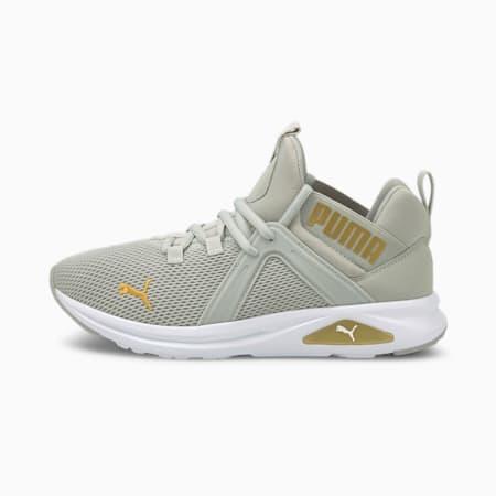 Zapatos de entrenamiento Enzo2 para mujer, Gray Violet-Puma Team Gold, pequeño