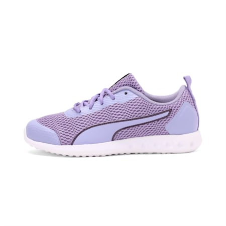 Cruxston IDP Women's Running Shoes, Sweet Lavender-Indigo, small-IND