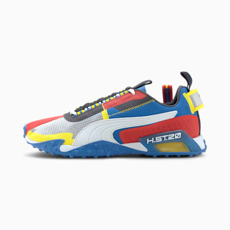 H.ST.20 KIT Men's Training Shoes, Palace Blue-High Risk Red, small