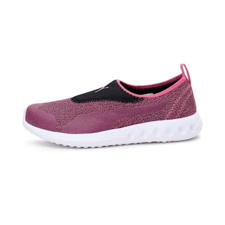 Concave 2 Slip-On Women's Walking Shoes, Rapture Rose-Puma Black, small-IND