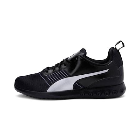 Carson Pro IDP Running Shoes, Puma Black-Puma Silver, small-IND