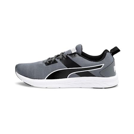 Meteor NU IDP Men's Running Shoes, CASTLEROCK-Puma Black, small-IND