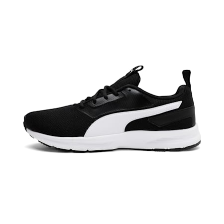 Vertex Pro IDP Men's Running Shoes, Puma Black-Puma White, small-IND