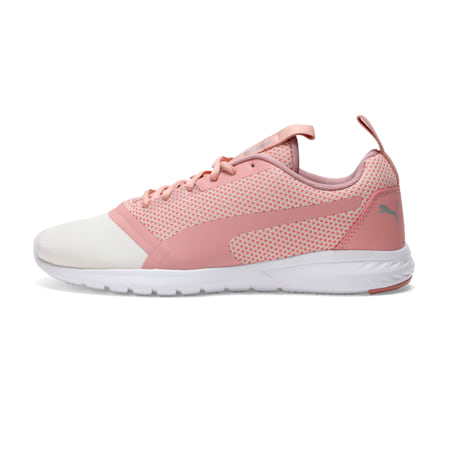 Vigor Prime IDP Walking Shoes, Rose-Parchment-White-Silver, small-IND