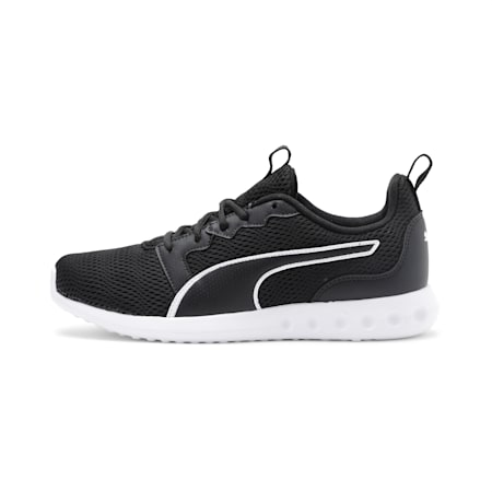 Concave Pro X IDP SoftFoam Running Shoes, Puma Black-Puma White, small-IND