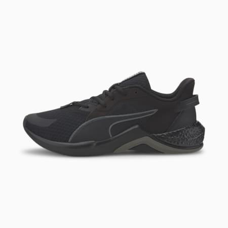 HYBRID NX Ozone Men's Running Shoes, Puma Black-CASTLEROCK, small