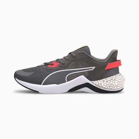 Hybrid NX Ozone Running Shoes, CASTLEROCK-Lava Blast, small-IND