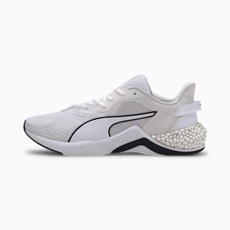 HYBRID NX Ozone Men's Running Shoes, Puma White-Puma White, small