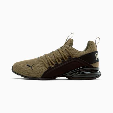 Momenta Men's Training Shoes, Burnt Olive-Puma Black, small