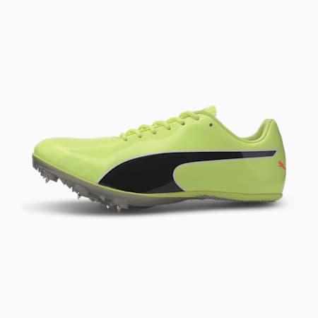 evoSPEED Sprint 10 Track & Field Boots, Fizzy Yellow-Puma Black, small