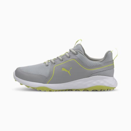 Grip Fusion 2.0 Men's Golf Shoes, High Rise-Limepunch, small