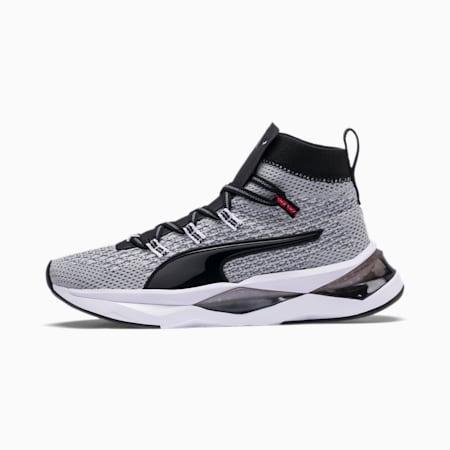 Chaussures d'entraînement AL x PUMA LQDCELL Shatter XT, femme, Puma Black-High Rise, petit