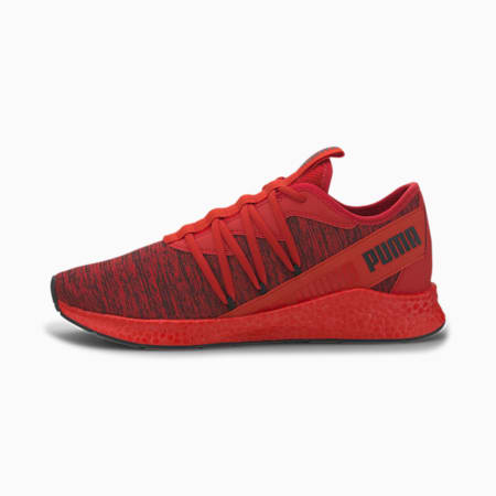NRGY スター マルチニット, High Risk Red-Puma Black, small-JPN