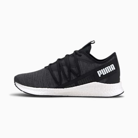 Star MultiKNIT Running Shoes, Puma Black-Puma White, small