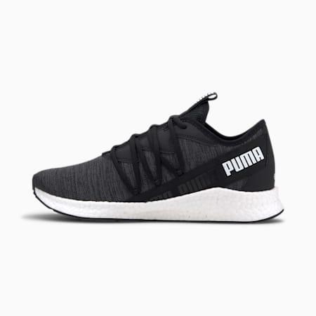 Star MultiKNIT NRGY Running Shoes, Puma Black-Puma White, small-IND