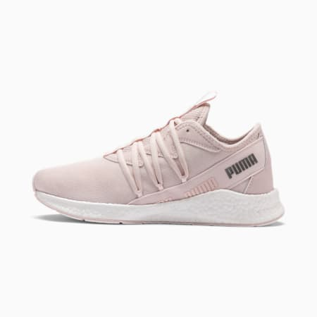 Star MultiKNIT hardloopschoenen, Rosewater-Puma Silver, small