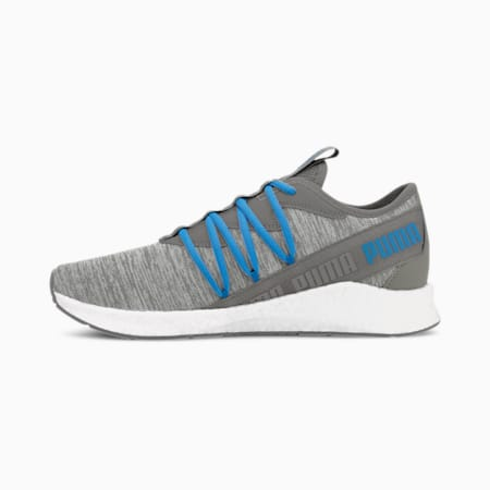 Star MultiKNIT Running Shoes, Ultra Gray-Nrgy Blue, small