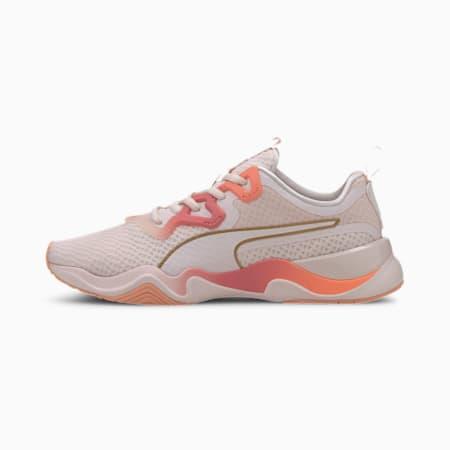 Zone XT Sunset Women's Training Shoes, Rosewater-Metallic Gold, small