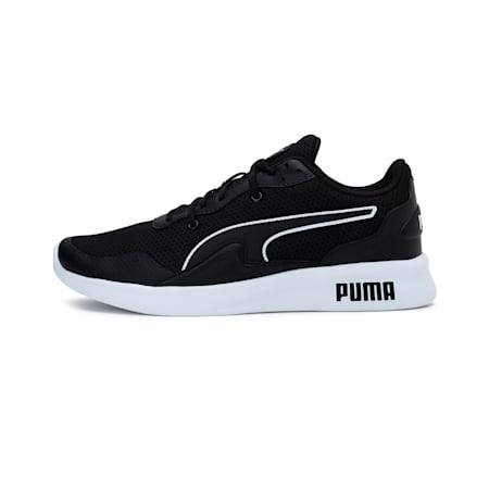 Modern Runner LF Running Shoe, Puma Black-Puma White, small-IND