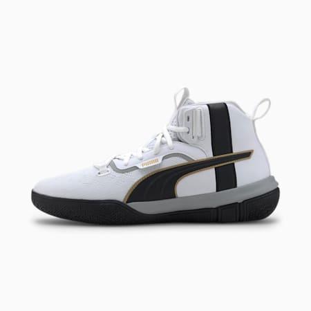 Legacy '68 Basketball Shoes, Puma Black-Puma White, small-SEA