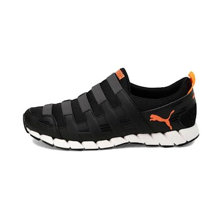 Osu v4 FM Walking Shoes, black-periscope-orange, small-IND