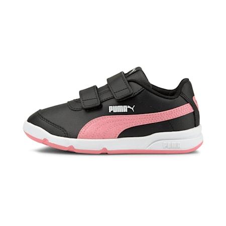 StepFleex2 SLVE Glitz Girls' Shoes, Puma Black-Peony, small-IND