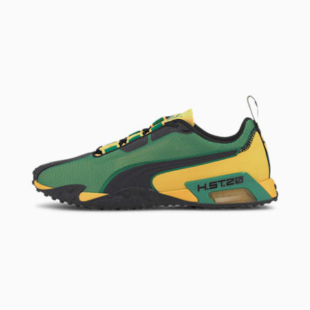 H.ST.20 Jamaica LQDCELL Running Shoes, ULTRA YELLOW-Green-Black, small-SEA